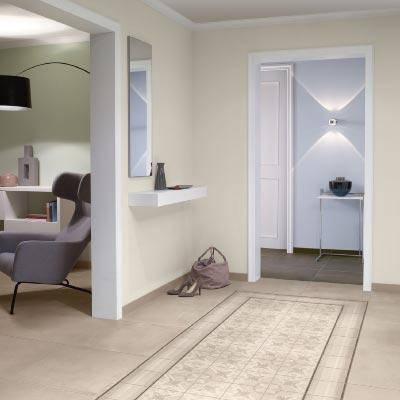 Fliesen Fur Den Wohnraum Und Eingangsbereich Ihr Fliesenleger Aus
